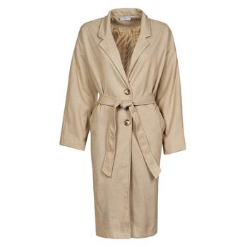 Odjeća Žene  Kaputi Betty London PIXIE Bež