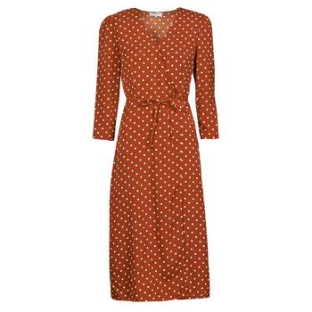 Odjeća Žene  Duge haljine Betty London PAXONE Boja hrđe