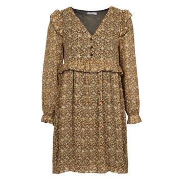 Odjeća Žene  Kratke haljine Betty London PIXONE Smeđa