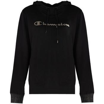 Odjeća Žene  Sportske majice Champion  Crna