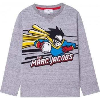 Odjeća Dječak  Majice dugih rukava Marc Jacobs W25517 Grigio