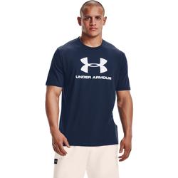 Odjeća Muškarci  Polo majice kratkih rukava Under Armour Ua Sportstyle Logo Plava