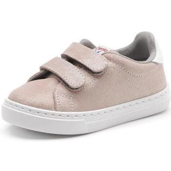 Obuća Djevojčica Modne tenisice Cienta Chaussures fille  Deportivo Scractch Glitter rose