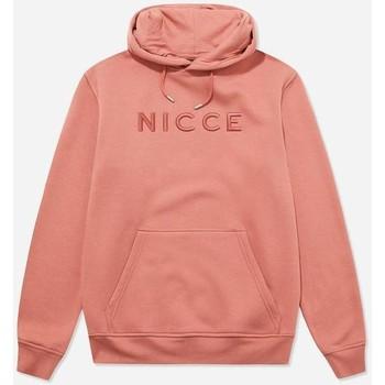 Odjeća Muškarci  Sportske majice Nicce London Sweatshirt à capuche  Mercury orange corail