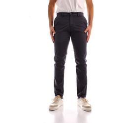 Odjeća Muškarci  Cargo hlače Trussardi 52P00000 1Y000191 NAVY BLUE