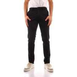 Odjeća Muškarci  Cargo hlače Trussardi 52P00000 1Y000191 BLACK