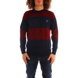 Odjeća Muškarci  Puloveri Trussardi 52M00522 0F000694 NAVY BLUE