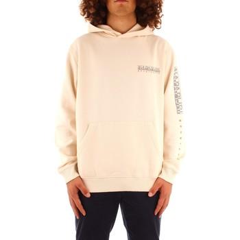 Odjeća Muškarci  Sportske majice Napapijri NP0A4FUZNS51 WHITE