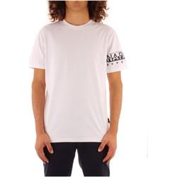 Odjeća Muškarci  Majice kratkih rukava Napapijri NP0A4FRH0021 WHITE