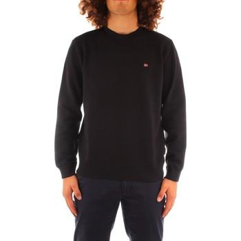 Odjeća Muškarci  Sportske majice Napapijri NP0A4FQW0411 BLACK