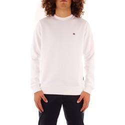 Odjeća Muškarci  Sportske majice Napapijri NP0A4FQW0021 WHITE