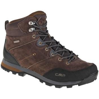 Obuća Muškarci  Pješaćenje i planinarenje Cmp Alcor Mid Smeđa