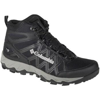 Obuća Muškarci  Pješaćenje i planinarenje Columbia Peakfreak X2 Mid Outdry Crna