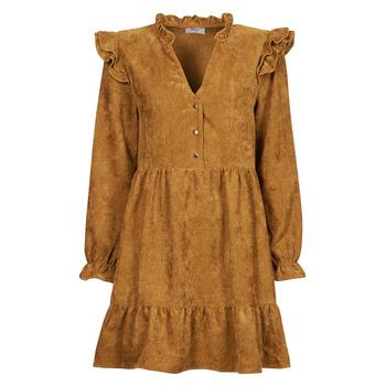 Odjeća Žene  Kratke haljine Betty London PRIXOUTE Camel