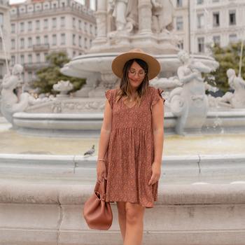 Odjeća Žene  Kratke haljine Céleste DAHLIA Multicolour