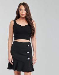 Odjeća Žene  Topovi i bluze Moony Mood  Crna
