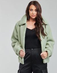 Odjeća Žene  Kratke jakne Yurban  Zelena