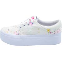 Obuća Žene  Niske tenisice DC Shoes Trase Bijela