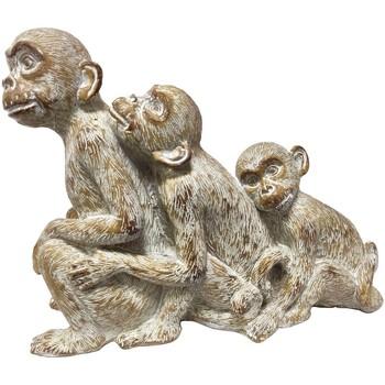 Dom Dekorativni predmeti  Signes Grimalt Majmunska figura Blanco