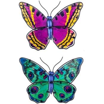 Dom Dekorativni predmeti  Signes Grimalt Leptiri Slika 2 Jedinice Multicolor