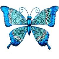 Dom Dekorativni predmeti  Signes Grimalt Slika leptira Azul