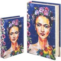 Dom Sanduci i kovčezi Signes Grimalt Kutija za knjige SET 2 U Azul