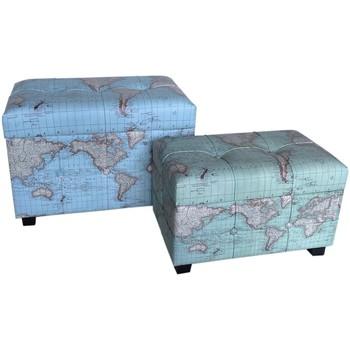 Dom Sanduci i kovčezi Signes Grimalt SET 2 svjetska debla Azul