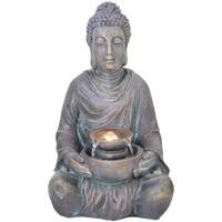 Dom Dekorativni predmeti  Signes Grimalt Fontana Buddha je vodio. Gris