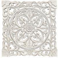Dom Slike i platna Signes Grimalt Zidni ornament Blanco