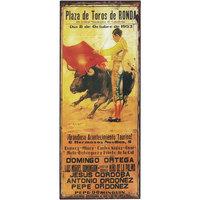 Dom Posteri Signes Grimalt Zidne ploče areni Marrón