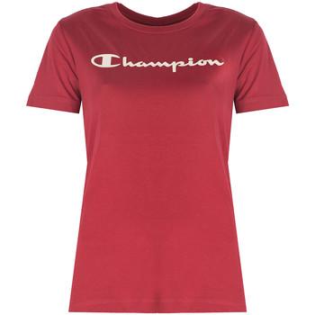 Odjeća Žene  Majice kratkih rukava Champion  Red