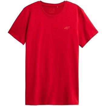 Odjeća Muškarci  Majice kratkih rukava 4F TSM352 Red