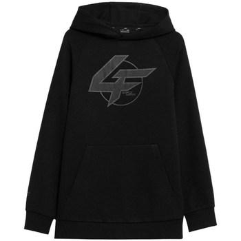 Odjeća Muškarci  Sportske majice 4F BLM021 Crna