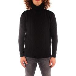 Odjeća Muškarci  Puloveri Blauer 21WBLUM04142006088 BLACK