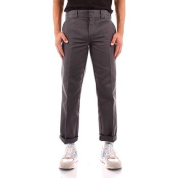 Odjeća Muškarci  Chino hlačei hlače mrkva kroja Dickies DK0WP873CH01 GREY
