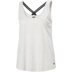 Odjeća Žene  Majice s naramenicama i majice bez rukava Helly Hansen Siren Singlet Bijela