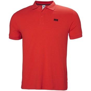 Odjeća Muškarci  Polo majice kratkih rukava Helly Hansen Driftline Red
