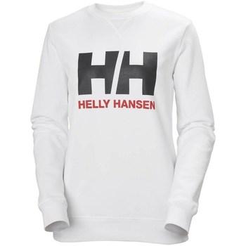 Odjeća Žene  Sportske majice Helly Hansen HH Logo Bijela
