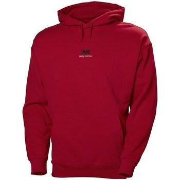 Odjeća Muškarci  Sportske majice Helly Hansen Young Urban Red
