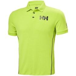 Odjeća Muškarci  Polo majice kratkih rukava Helly Hansen HP Racing Zelena