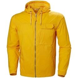 Odjeća Muškarci  Vjetrovke Helly Hansen Mutsu Wind Jacket Žuta