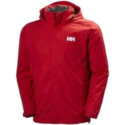 Odjeća Muškarci  Vjetrovke Helly Hansen Dubliner Jacket Red