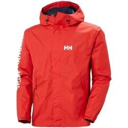 Odjeća Muškarci  Vjetrovke Helly Hansen Ervik Jacket Red