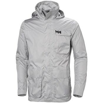 Odjeća Muškarci  Vjetrovke Helly Hansen Urban Utility Jacket Siva