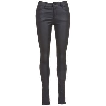 Odjeća Žene  Slim traperice Vero Moda SEVEN Crna
