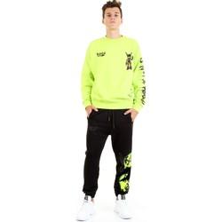 Odjeća Muškarci  Sportske majice Disclaimer 5685832 Giallo fluo
