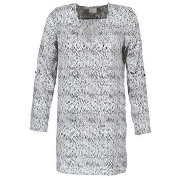 Odjeća Žene  Kratke haljine Vero Moda COOLI Black / White
