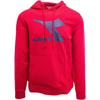 Odjeća Muškarci  Sportske majice Diadora Big Logo Crvena