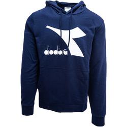 Odjeća Muškarci  Sportske majice Diadora Big Logo Plava