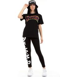 Odjeća Žene  Majice kratkih rukava Disclaimer 240095 Nero